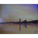 Clonmacnoyse;20×16 inches;oil on canvas;€240